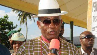 Deputy Governor Gboribiogha John Jonah