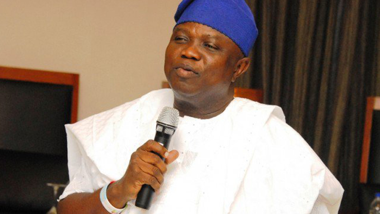 Lagos State governor, Akinwunmi Ambode PHOTO: LASG