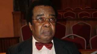 Professor of Political Science and Nigeria's former minister for Foreign Affairs, Bolaji Akinyemi.
