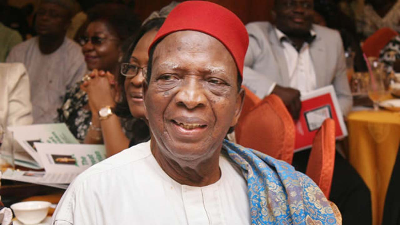 Benjamin Obiefuna Nwabueze