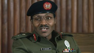 President Muhammadu Buhari as military head of state of Nigeria before his regime was truncated. PHOTO: William Campbell/Sygma/Corbis