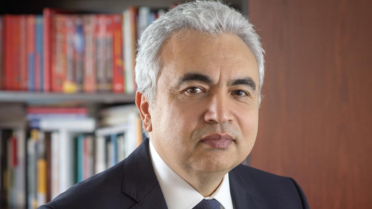 IEA Executive Director Fatih Birol