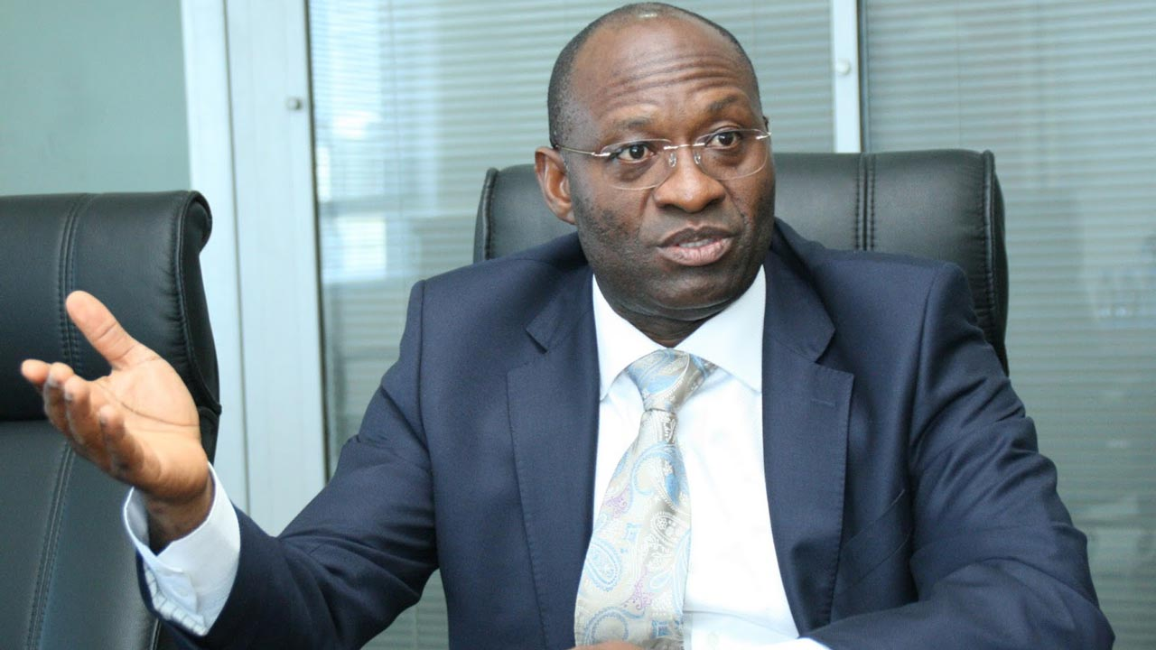 The Managing Director of Heritage Bank, Ifie Sekibo
