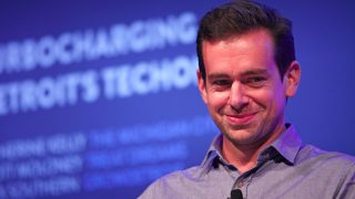 Twitter CEO Jack Dorsey PHOTO: Bill Pugliano/Getty Images