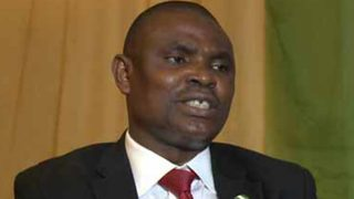 Former Chief Executive Officer of FRC, Mr Jim Obazee
