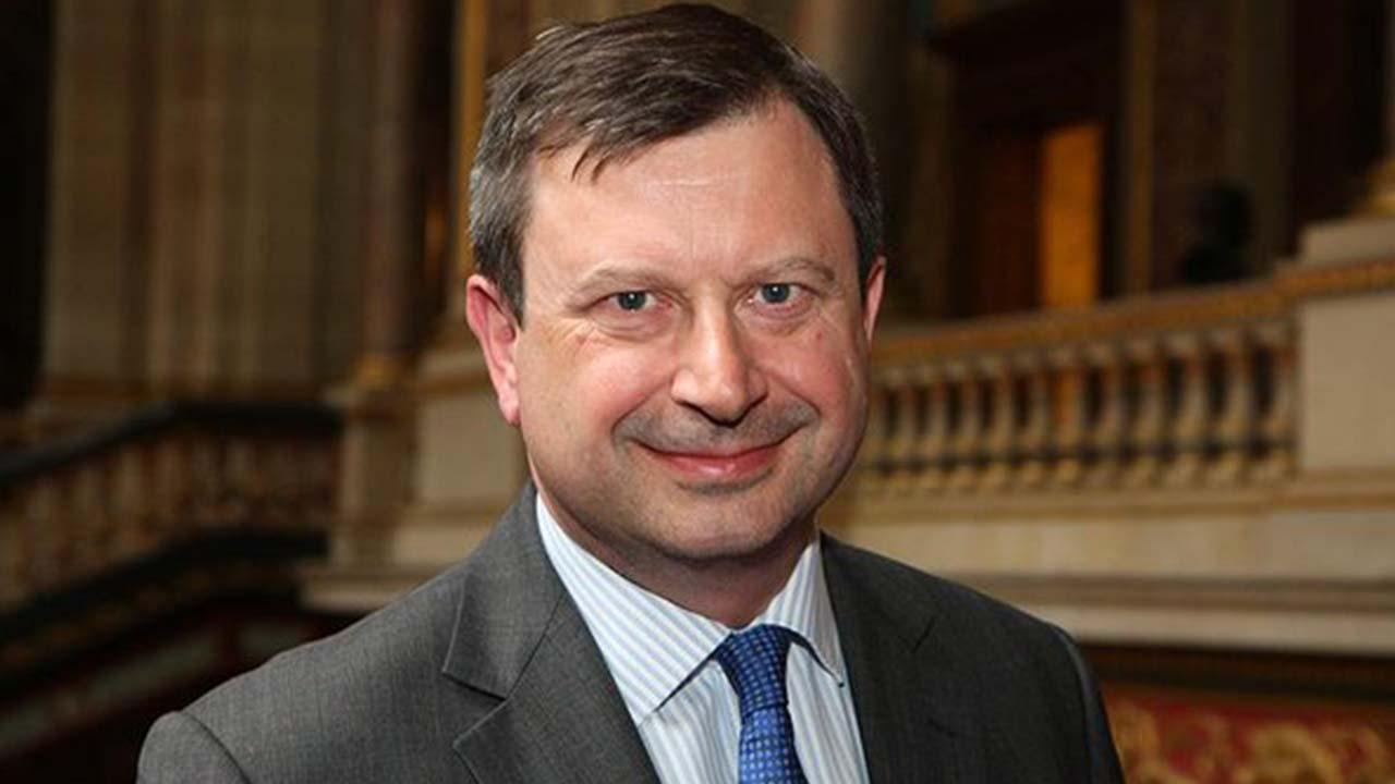 British High Commissioner in Nigeria, Mr Paul Arkwright