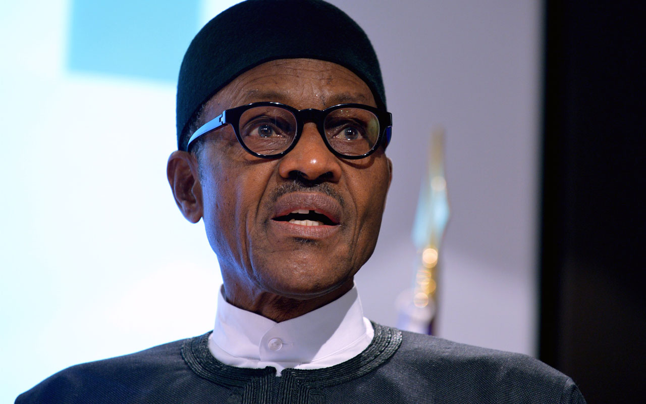 President Muhammadu Buhari Photo credit: ERIC PIERMONT/AFP/Getty Images)