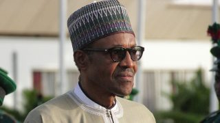 President Muhammadu Buhari  PHOTO: PHILIP OJISUA