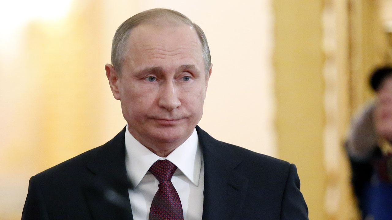 Russian President Vladimir Putin. / AFP PHOTO / POOL / MAXIM SHIPENKOV