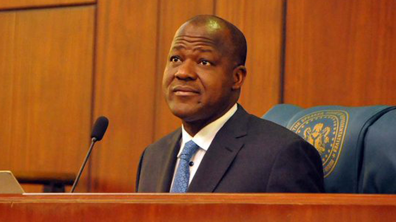 The Speaker, House of Representatives, Yakubu Dogara PHOTO: TWITTER/DOGARA