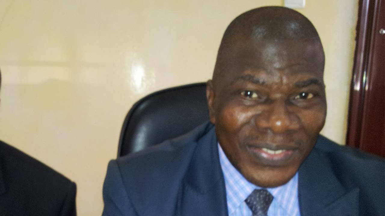 DG of the Nigeria Insurance Association, Mr Sunday Thomas