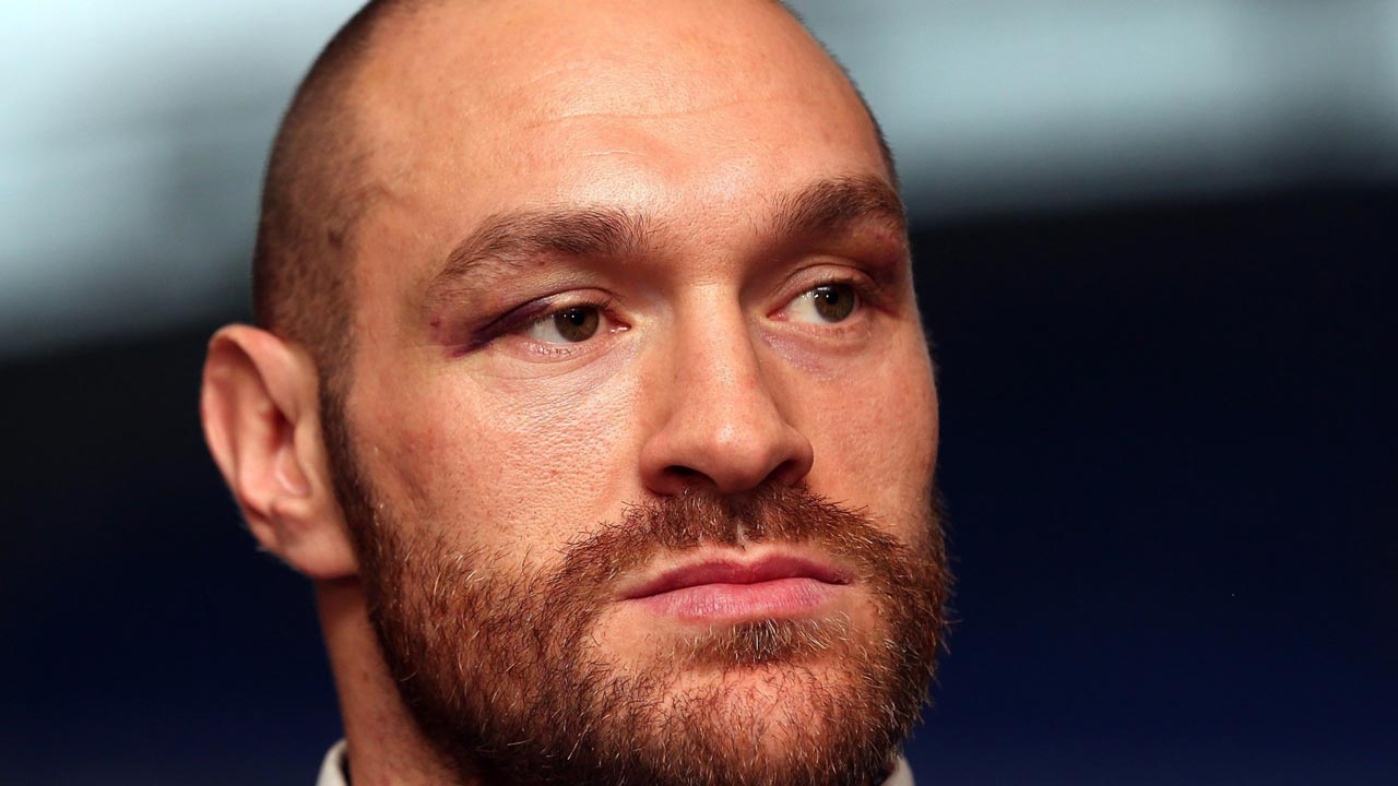 Tyson Fury. (Photo by Chris Brunskill/Getty Images)