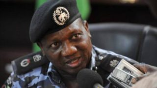 Acting Inspector General of Police, (Ag.IGP) Ibrahim Idris