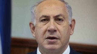 Israeli Prime Minister Benjamin Netanyahu. / AFP PHOTO / GALI TIBBON