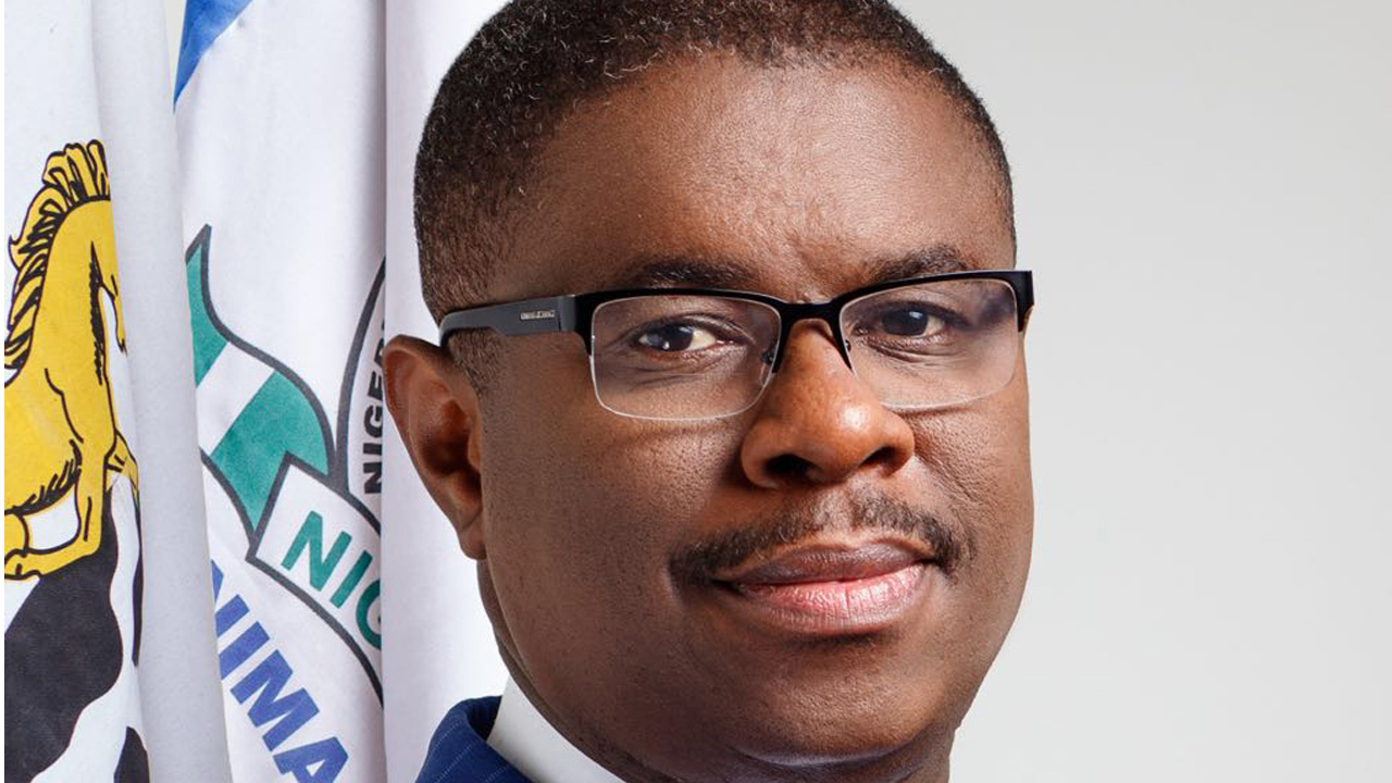 Director General of NIMASA, Dr. Dakuku Peterside