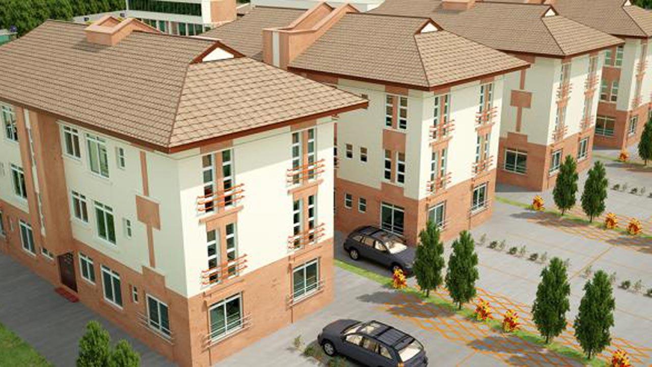 Green City estate, Ogun State