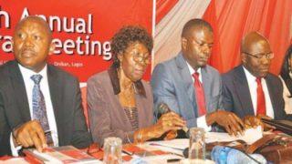 Managing Director, Law Union & Rock Insurance Plc, Jide Orimolade left
