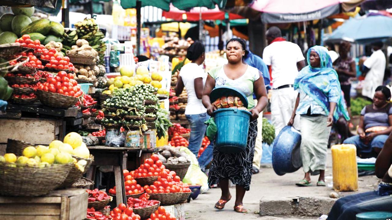 Tomatoes and other commodities...prices not within the reach of the poor