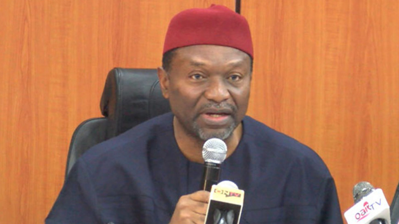 The Minister of Budget and National Planning, Senator Udoma Udo-Udoma