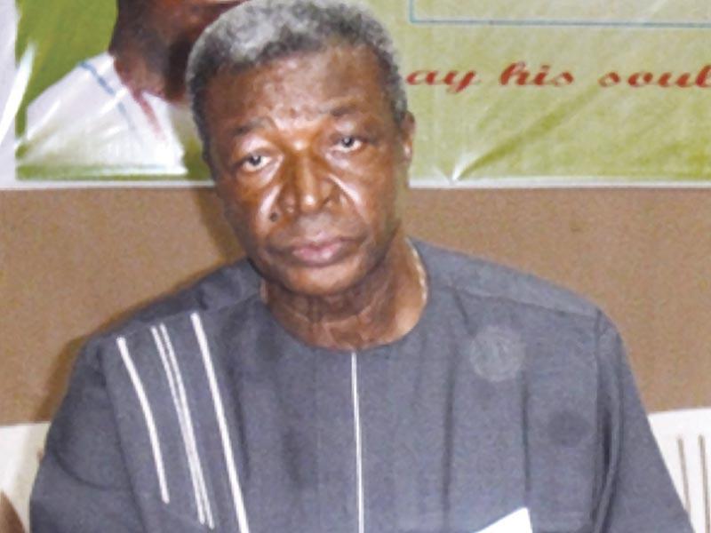 Secretary General of Ohanaeze Ndigbo, Dr. Joe Nwaorgu