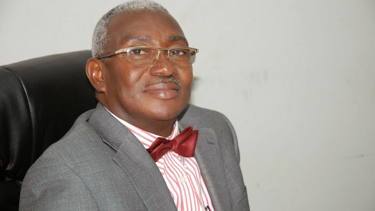 The Editor of the Guardian, Mr. Abraham Ogbodo