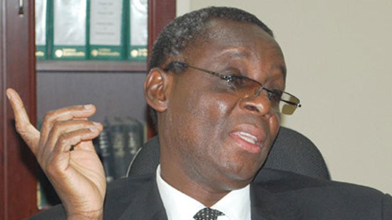 Olanrewaju Onadeko, Director General, Nigerian Law School.