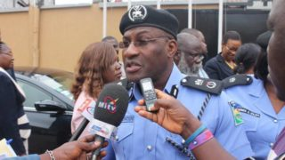 Commissioner of Police, Lagos State Command, Fatai Owoseni