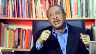 Professor Pat Utomi. PHOTO: Youtube