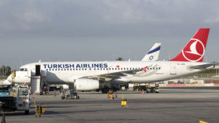 Turkish Airlines / AFP PHOTO / JACK GUEZ