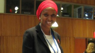 Managing Director of the Nigerian Ports Authority (NPA), Hadiza Bala Usman