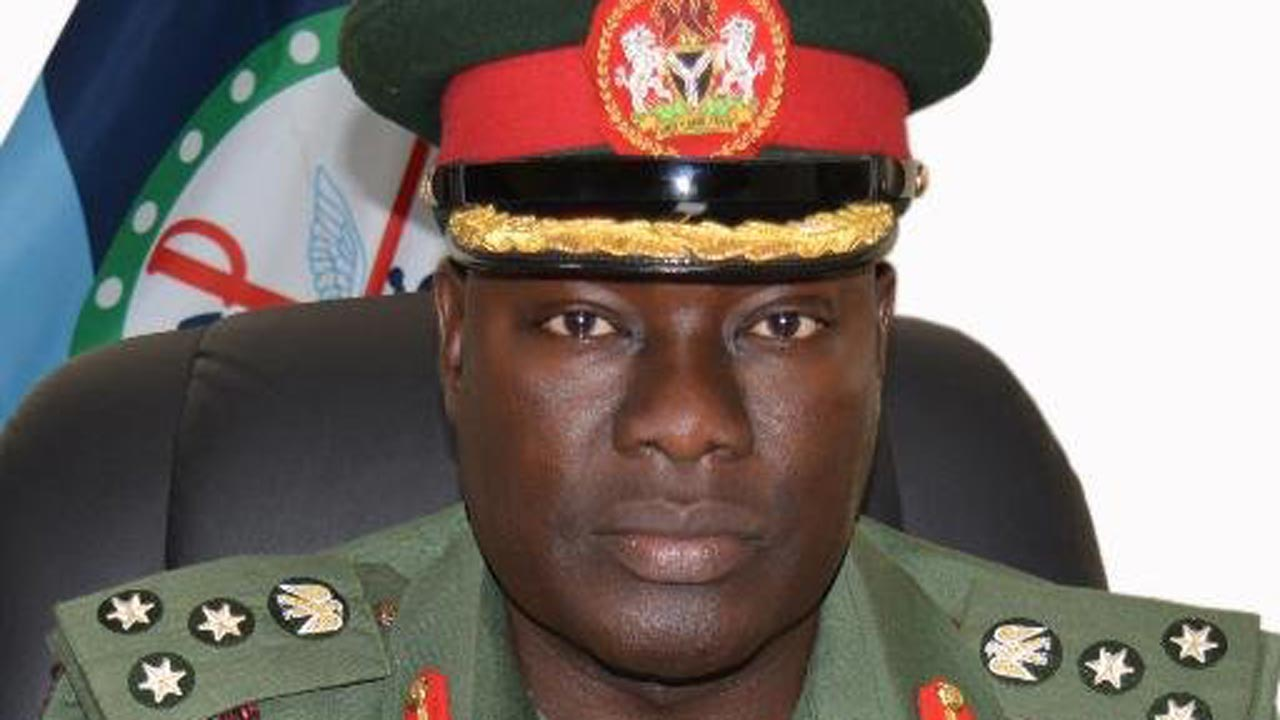 Brigadier General Rabe Abubakar