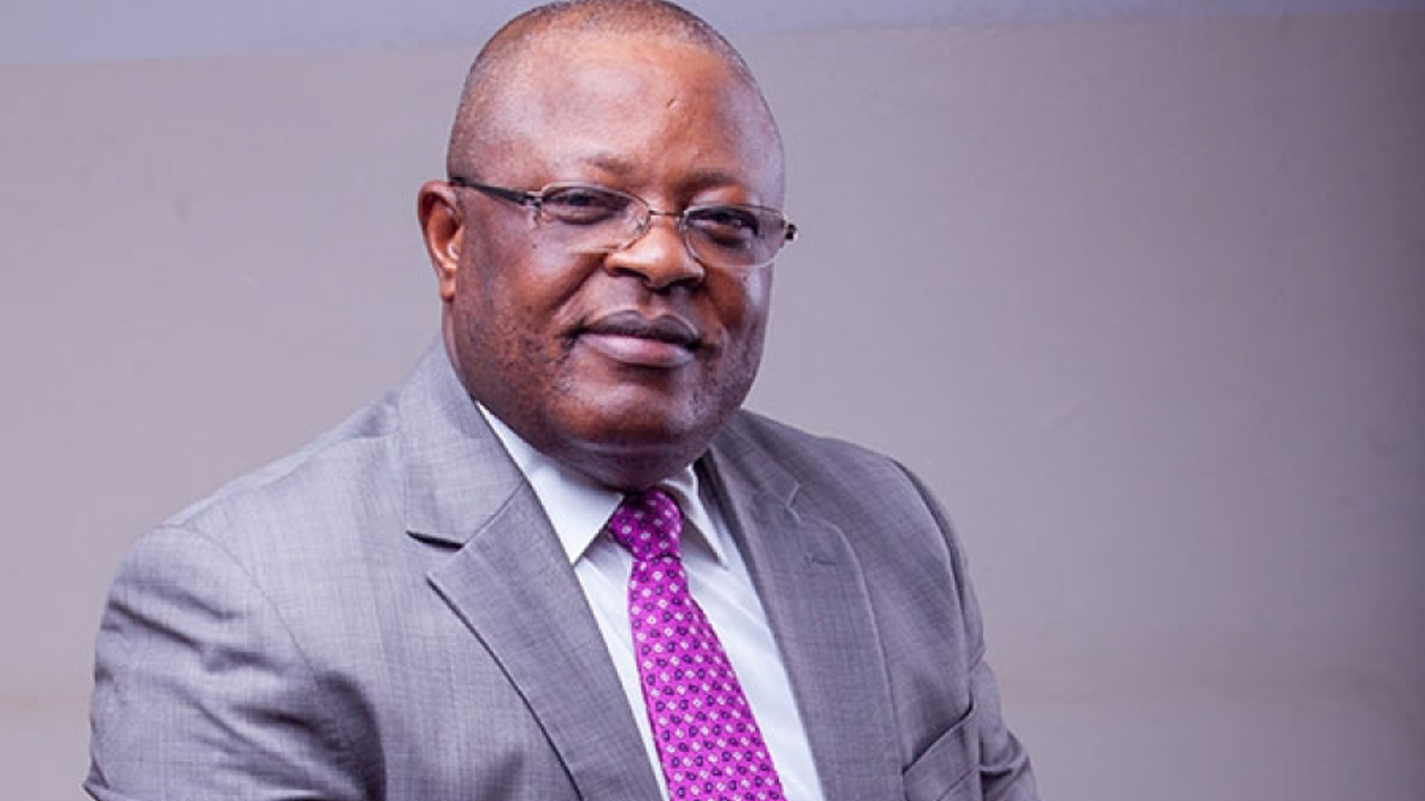 Governor David Umahi of Ebonyi State