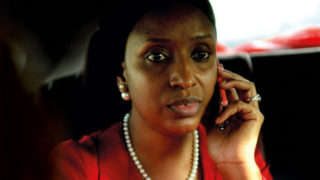 Hadiza Bala Usman, Managing Director, Nigeria Port Authority.