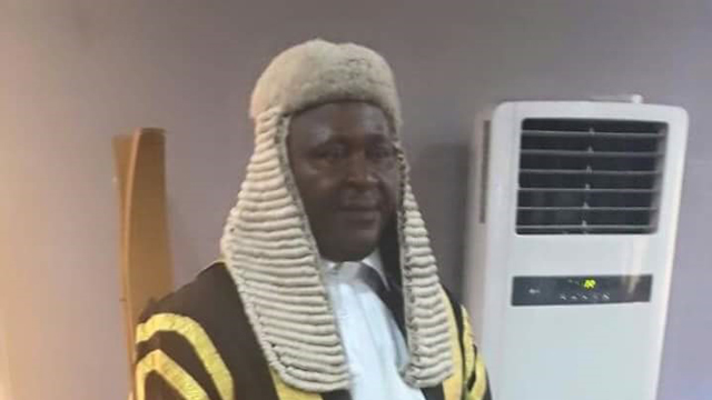 Speaker, Delta State House of Assembly, Monday Igbuya