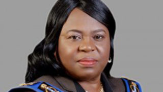 President, Nigerian Institute of Quantity Surveyors, Mrs. Mercy Iyortyer