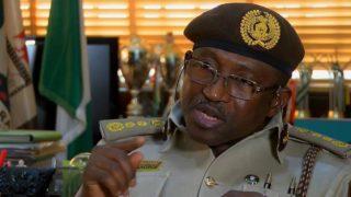 Muhammadu Babandede. PHOTO: youtube