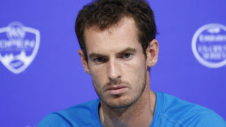 Andy Murray/ Joe Robbins/Getty Images/AFP