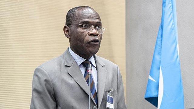 Dr. Lawrence Anukam, Director General/CEO NESREA