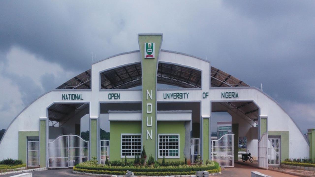 National Open University of Nigeria. (NOUN)