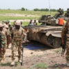 Troops kill two female suicide bombers, one other