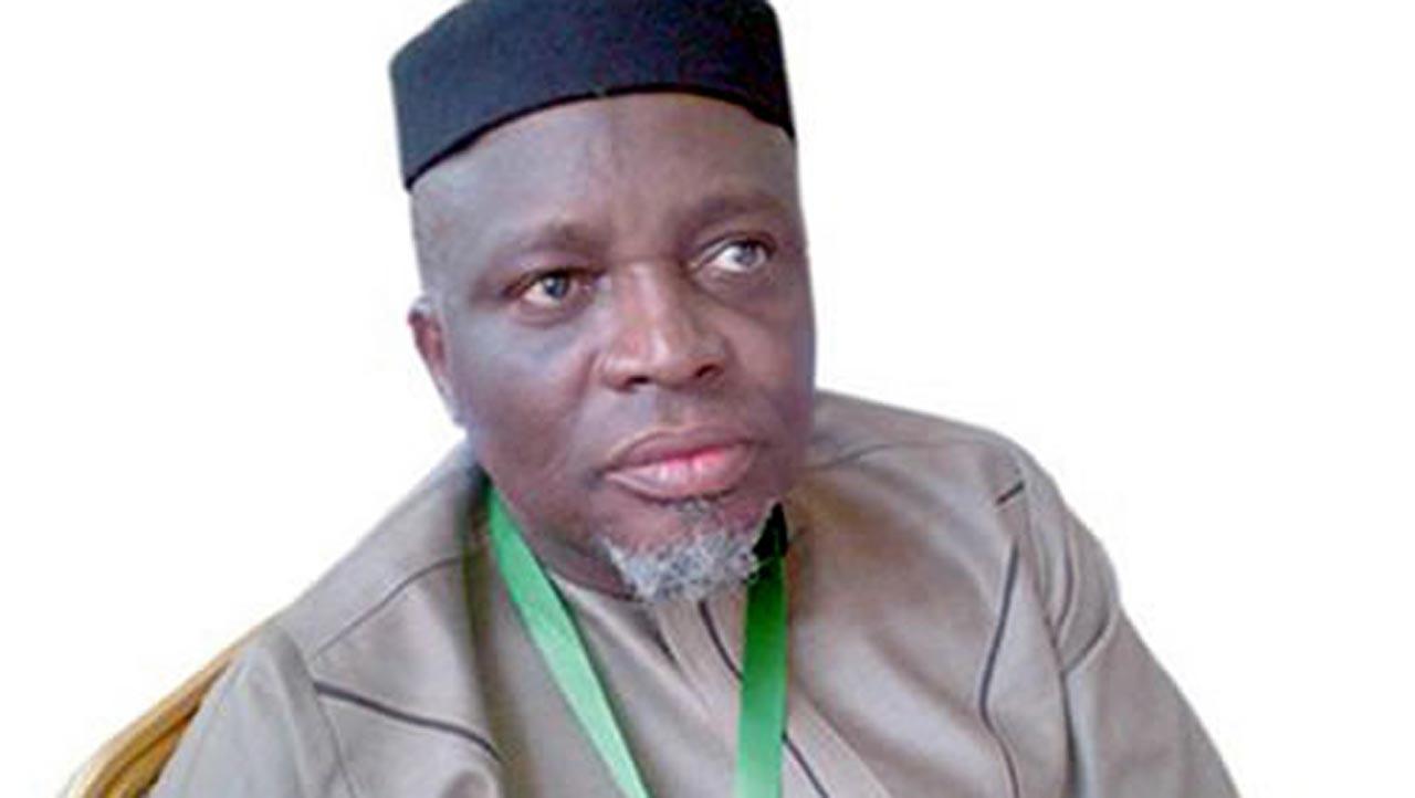 Prof. Is-haq Oloyede, JAMB Registrar.