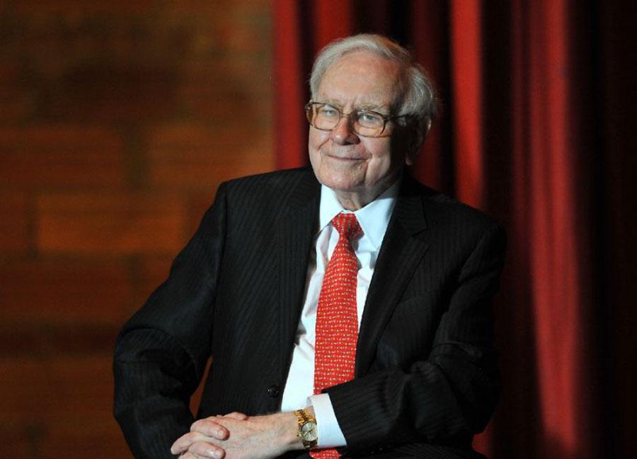 Warren Buffett: I bought $12 billion of stock after Trump won
