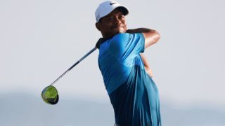 Tiger Woods made the Nike brand the popular choice for golfers when he shot to fame in the 1990s.
