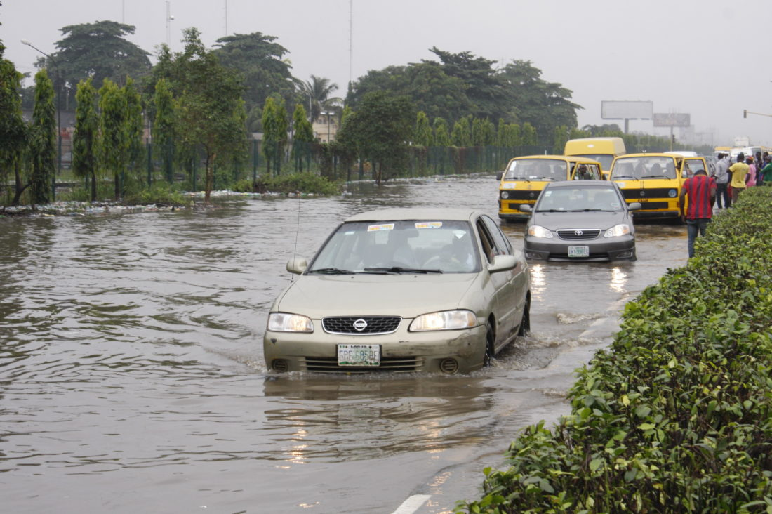 Lagos State HOA wants residents to vacate flood-prone areas
