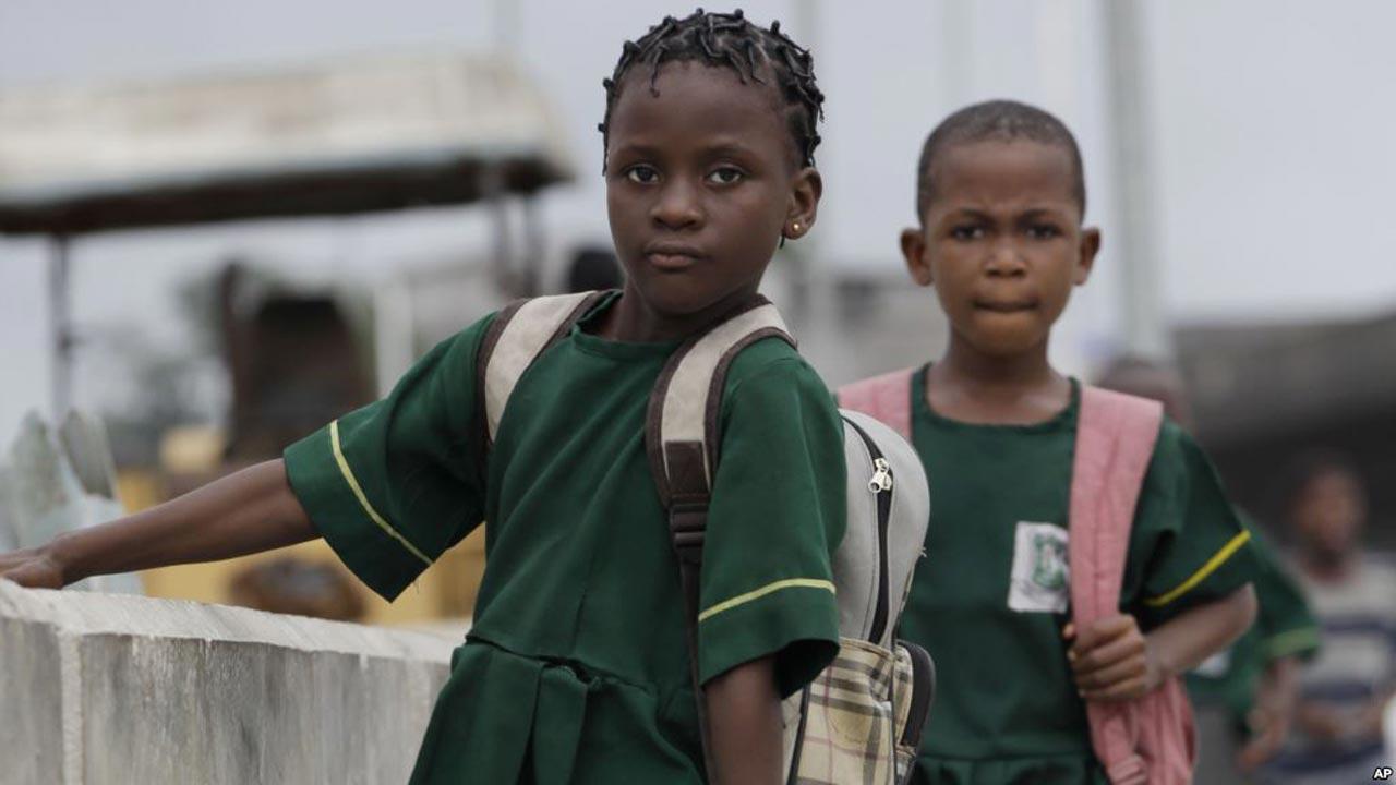 Girl-child. PHOTO: voanews