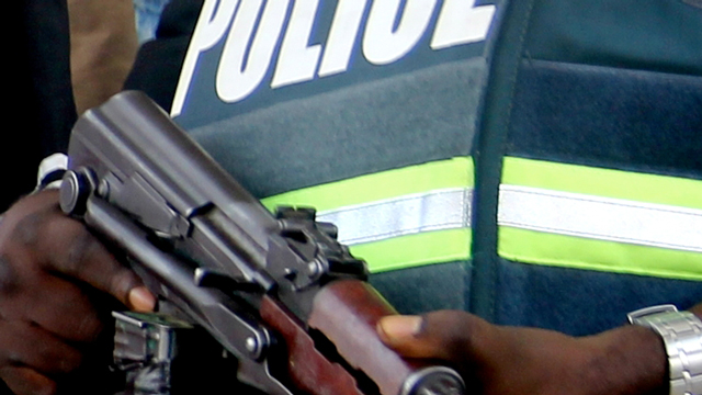 The Nigeria Police arrest SIX currency traffickers