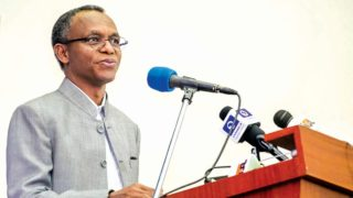 Malam Nasir El-Rufai, Kaduna state Governor at Special Edition Abuja Roundtable of Women in Business (WIMBIZ) in Abuja.