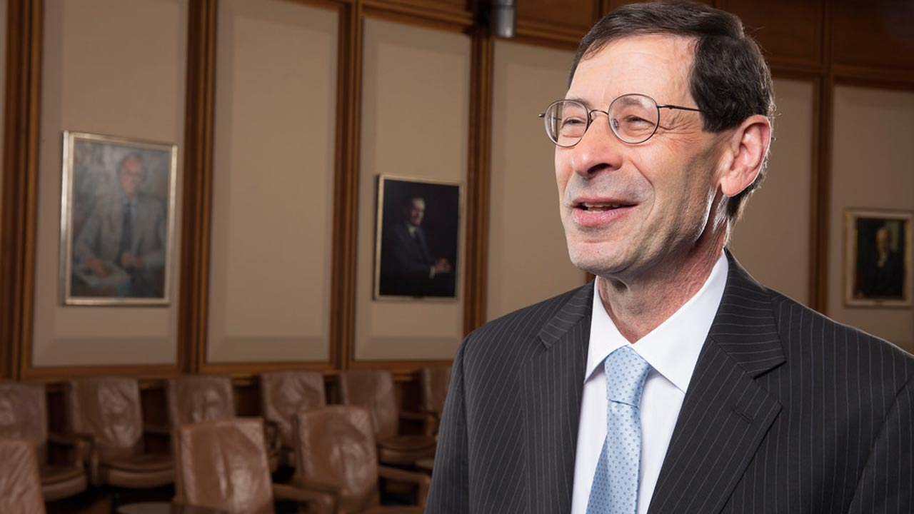 IMF Chief Economist and Director of Research, Maury Obstfeld