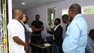 Y-Combinator visit in Abuja