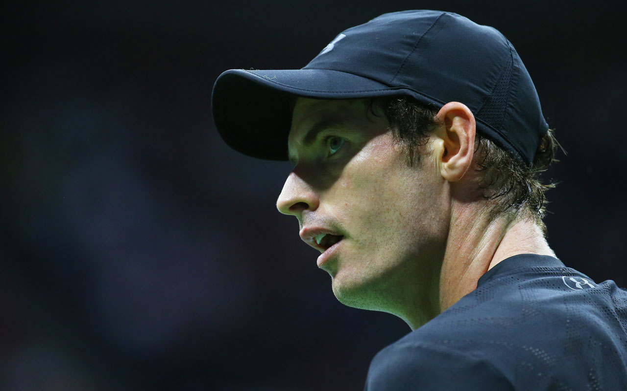 Andy Murray /Mike Stobe/Getty Images for USTA/AFP